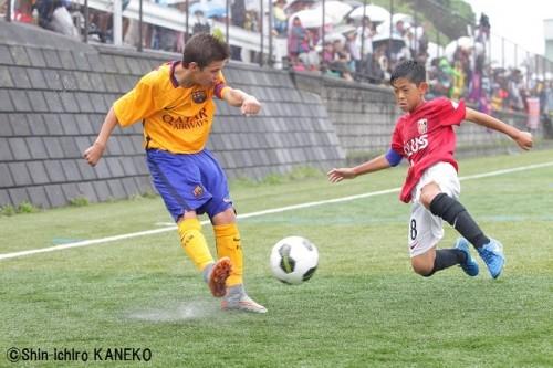 ●U-12ジュニアサッカーワールドチャレンジ2016のJクラブ予選が開催…22チームが参加