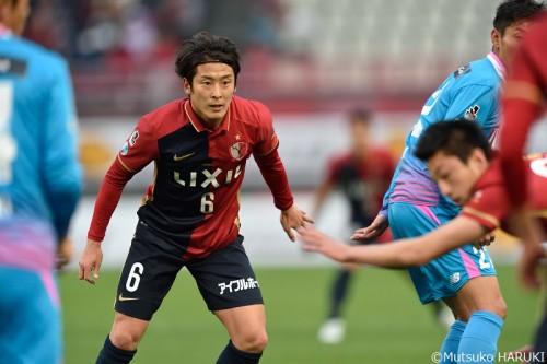 新加入の鹿島MF永木がデビュー…指揮官も及第点「守備は良くできていた」