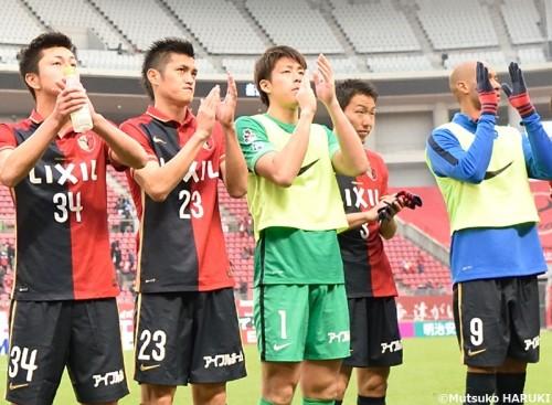 開幕2連勝の鹿島が誇る若き代表コンビ…植田と昌子が見せた阿吽の呼吸