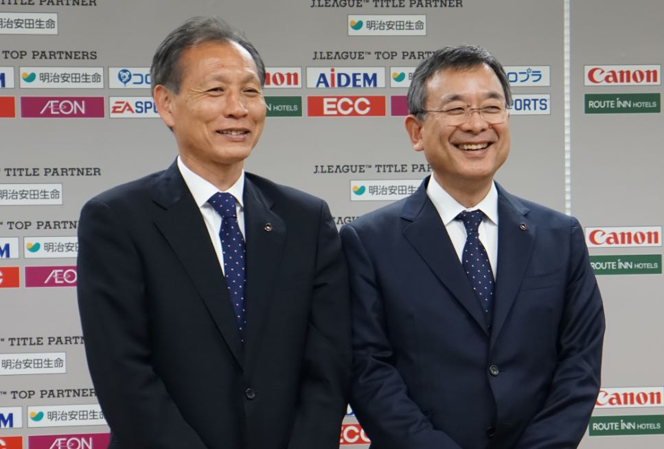 """Jリーグ理事会が""""新体制""""を発表…..."""