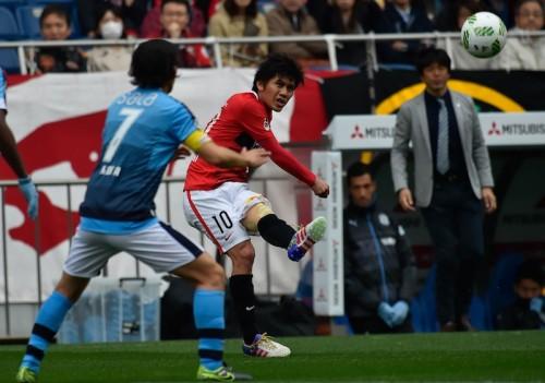 同点弾は実らず…浦和MF柏木、敗戦に悔しさ「負けたという結果は最悪」