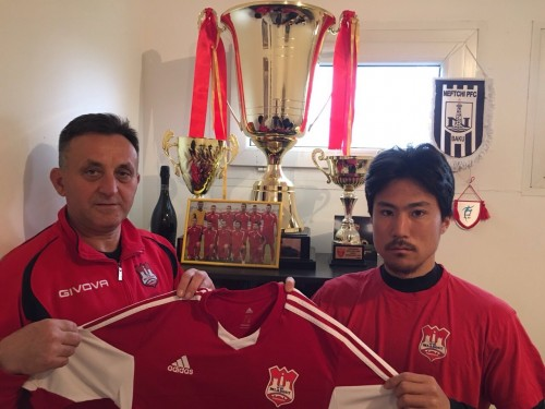 ドイツ4部リーグからCL出場へ…MF加藤亮がモンテネグロリーグ首位のFKマドストへ入団