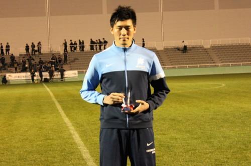 全日本選抜に関東1部得点王の松本ら22名…10日からマレーシア遠征を実施