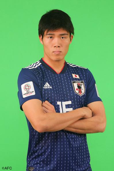 冨安 健洋(日本代表)のプロフィール画像