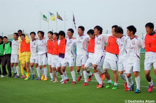 同志社大、昨季2位の阪南大に完封勝利…1部復帰戦を白星で飾る