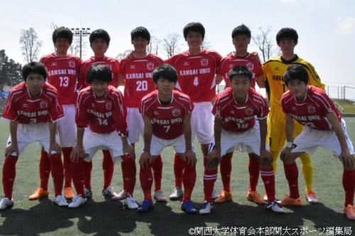 関大FC2008、開幕戦はドロー決着…守備陣奮闘で貴重な勝ち点1を獲得