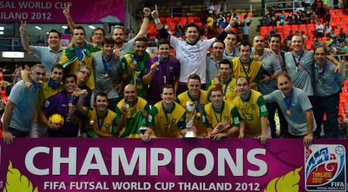 2020年フットサルW杯、日本を含む計13カ国が招致立候補へ