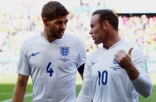 """ジェラード、""""ルーニー外し""""の論調に憤慨「イングランド史上最も偉大」"""