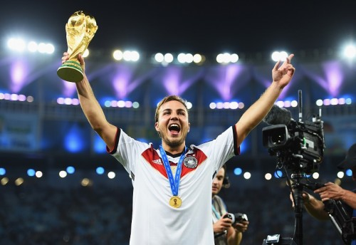ゲッツェになにがあったのか…ドイツをW杯制覇に導いた天才MFの今