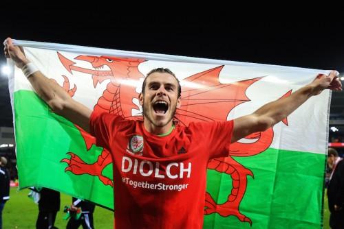 ユーロ初出場のウェールズ代表MFベイル「イングランドを倒したい」