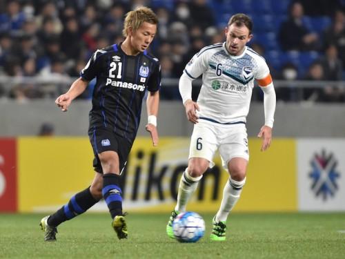 ●G大阪、U-23日本代表MF井手口陽介が左足関節捻挫で離脱