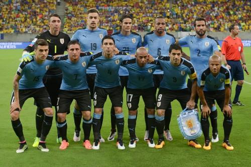 ●ウルグアイ代表、南米選手権の予備登録メンバー35人を発表
