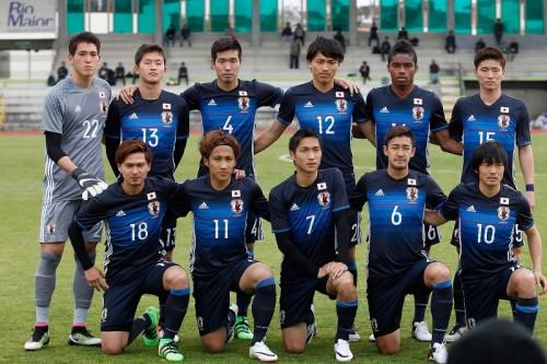 U-23日本代表、5月11日開催の親善試合でガーナ代表と対戦