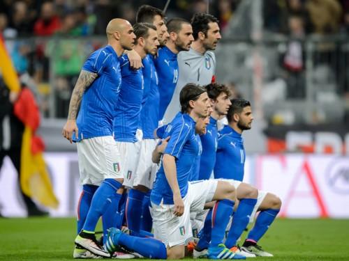 イタリア代表、ユーロ招集メンバーを5月末に発表…ベルギーらと同組