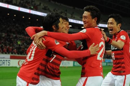 浦和が3連勝で首位浮上…横浜FMは中村俊輔のFK弾などでG大阪下す/J1・1st第5節