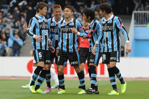 川崎、鹿島との上位対決ドローで首位陥落…両者とも公式戦3試合白星なし
