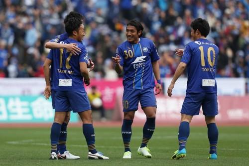 開幕から6戦無敗のC大阪が単独首位…4連勝の町田が2位に浮上/J2第6節