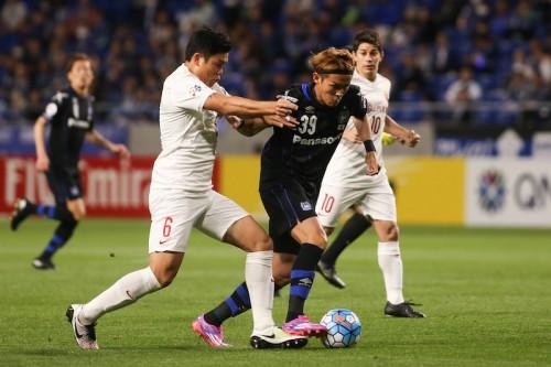 G大阪、4戦未勝利でACL崖っぷちに…GK東口の好守連発も実らず2連敗