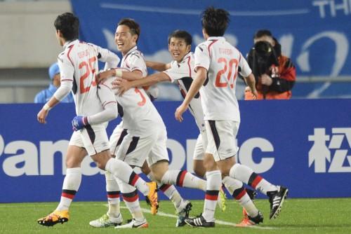 FC東京が敵地で貴重な白星…森重2発で江蘇蘇寧を撃破、グループ首位に浮上