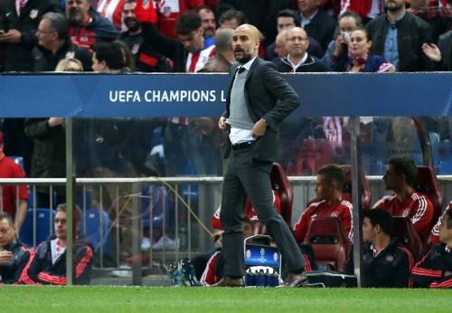 """グアルディオラの""""芝生批判""""にアトレティコが反論「これがサッカー」"""