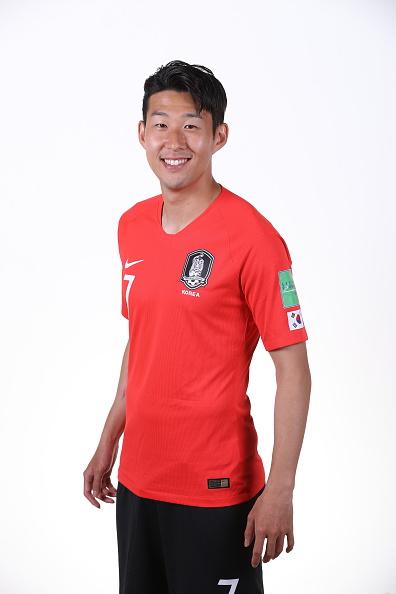 ソン・フンミン(韓国代表)のプロフィール画像