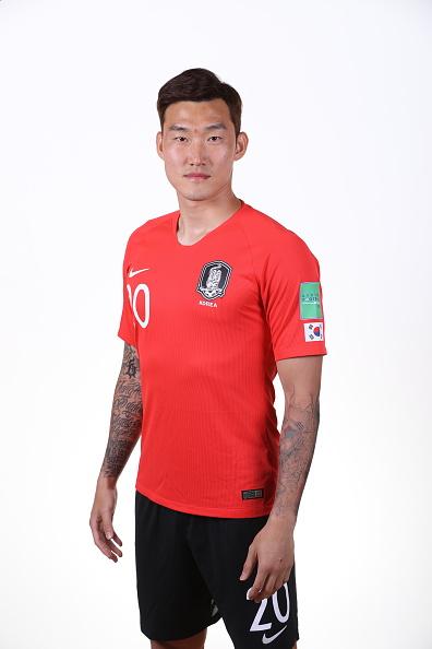 チャン・ヒョンス(大韓民国代表)のプロフィール画像
