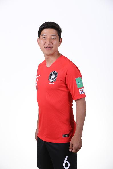 パク・チュホ(韓国代表)のプロフィール画像