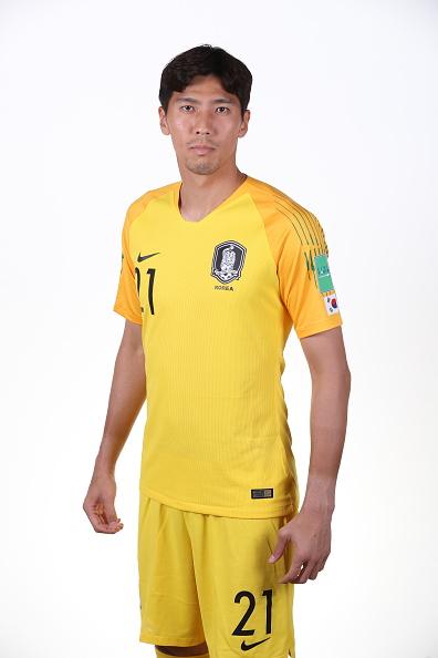 キム・ジンヒョン(韓国代表)のプロフィール画像