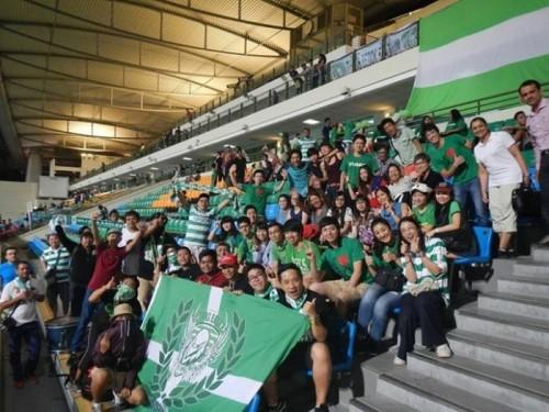 日系研修会社がサッカーを利用した海外人材育成プログラムを実施