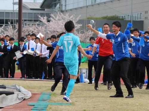 野口航が決勝点、筑波大が関東1部復帰後初勝利…慶應義塾大は開幕2連敗