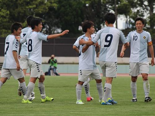 3ゴールの東京学芸大が今季初勝利…関東学院大は開幕3戦勝ちなし