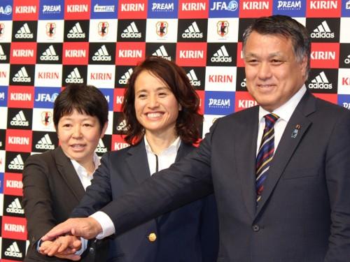 東京五輪に向けて強化を…なでしこJの活動機会増へ、協会がサポート約束