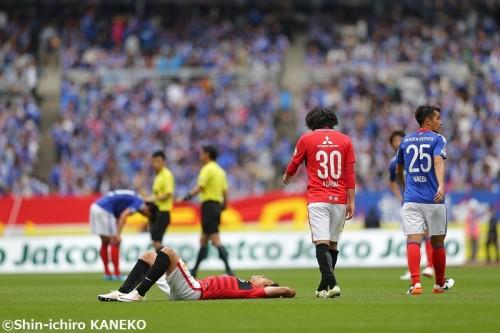 浦和、決定力欠き横浜FMとの上位対決はスコアレスドロー…互いに4連勝逃す