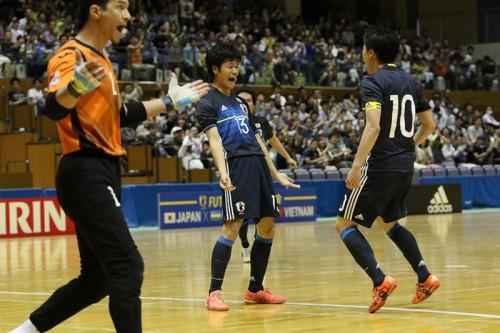 ●フットサル日本代表は連勝ならずも、W杯出場2カ国を上回り大会を優勝