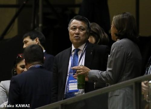 JFA田嶋幸三会長「女子とフットサルは協会がリーグをサポートしなければ」