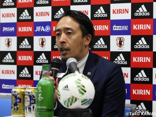 優勝に導いた木暮賢一郎監督「フットサル日本代表の熱い想いが伝わったら嬉しい」