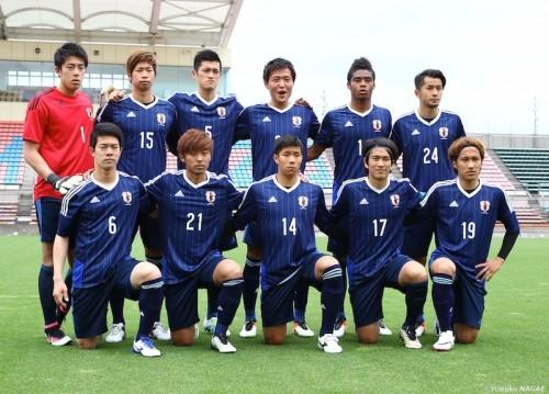 U-23代表、6月開催の親善試合でリオ五輪に出場する南アフリカと対戦