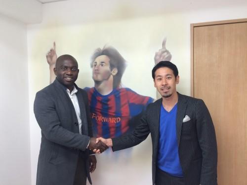 カンボジアンタイガーFC運営の株式会社フォワードがナイジェリア新設クラブへ出資