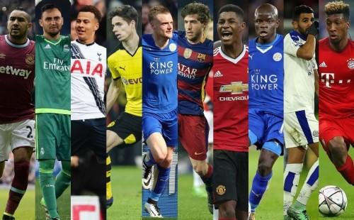 ●今季、期待を超える活躍を披露した10選手…大躍進レスターからは3名