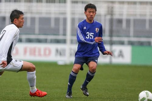 U-19日本代表候補が発表…初瀬、堂安らG大阪から最多5名が選出