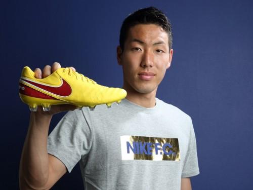 「タイトルを獲ることは、目標ではなく義務」…鹿島DF昌子源、黄色い 『ティエンポ』で新シーズンに挑む