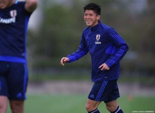 U23代表候補に初招集のFW富樫敬真、五輪出場は「一つの目標」