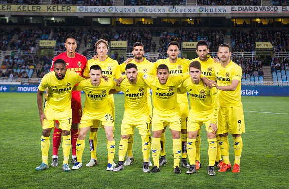 Real Sociedad de Futbol v Villarreal CF - La Liga