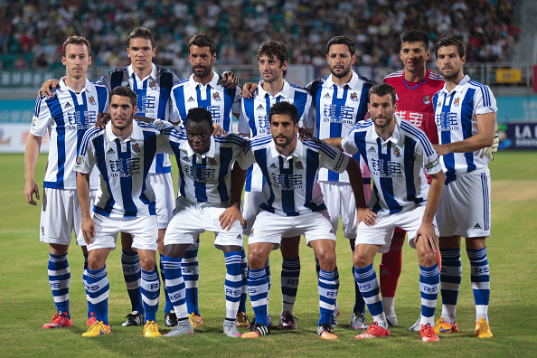Real Sociedad v Rayo Vallecano - Friendly