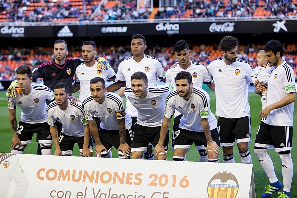 Valencia CF v Real Sociedad - La Liga