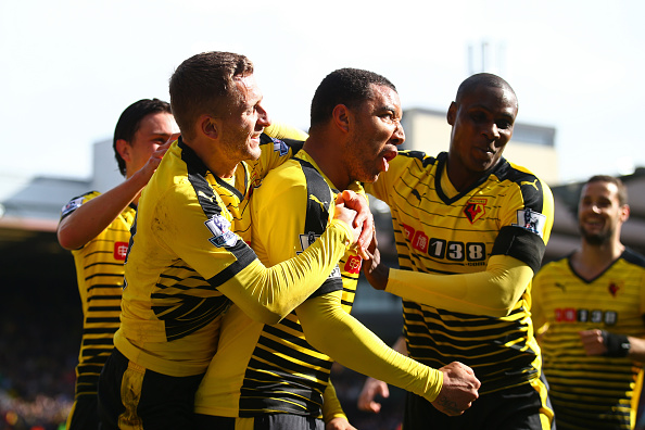 Watford v Aston Villa - Premier League