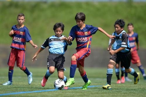 バルサ、マンCが参加、U-12ワールドチャレンジ2016開催決定…街クラブ選抜セレクションも開催