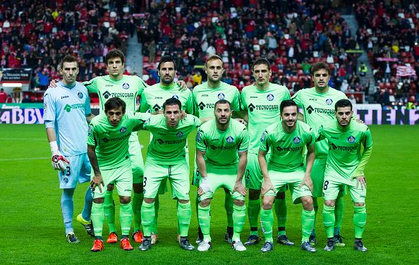 Sporting Gijon v Getafe CF - La Liga