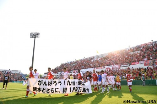 首位札幌が5連勝、町田2連敗で岡山が2位浮上…熊本はホーム再開戦も黒星/J2第14節