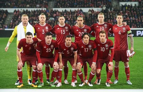 キリン杯に臨むデンマーク代表…エリクセンやシュマイケルら主力選手が来日へ